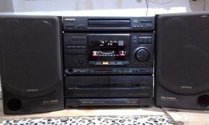 Minicomponente Aiwa Nsx 990 Perfecto Estado Casi Sin Uso