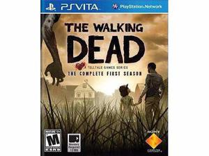 Ps Vita The Walking Dead: The Complete First Season