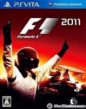 Psvita F1 2011 Formula 1 Ps Vita Envios A Todo El Pais
