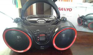 Reproductor SANYO CD/MP3/USB MDX 1305