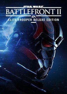 Star Wars Battlefront 2 Elite Trooper Deluxe - South Games