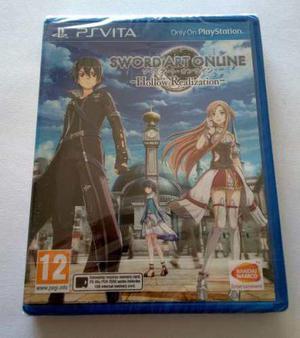 Sword Art Online - Original Ps Vita