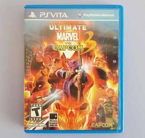 Ultimate Marvel Vs. Capcom 3 - Ps Vita