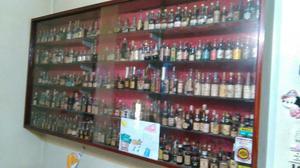 Venta colección de botellas antiguas