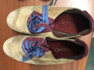 Zapatos c plataforma talle 37 VIAMO