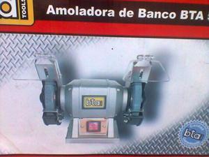 AMOLADORA DE BANCO SEMI NUEVA