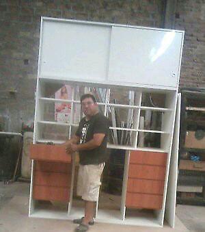 Carpintero muebles a medida