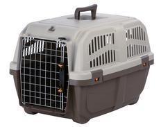 Jaula De Transporte Perros Y Gatos Skudo Nº 1 Iata 40x39x60
