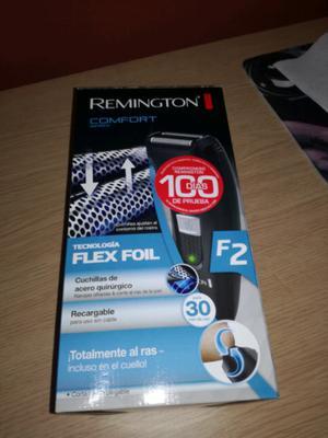 Maquina de afeitar Remington Recargable Nueva a estrenar.
