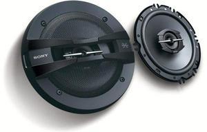 Parlantes Sony 6 Pulgadas Xs-gt1638 3 Vias 260 W Triaxial