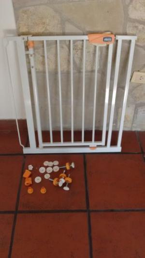 Puerta De Seguridad Para Bebes Marca Chicco
