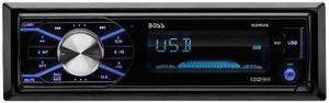 Stereo Boss 628ua Usb Sd Radio Am Fm Frente Desmontable -