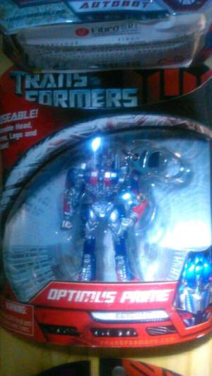 Transformers Optimus Prime llavero