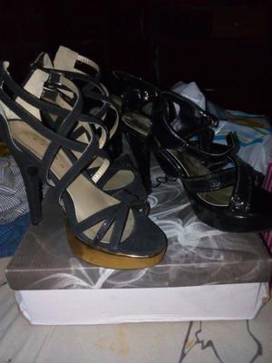 Vendo sandalias de fiesta