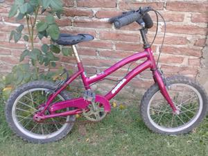 bicicleta rodado 16 usada linda 700 $