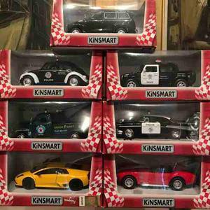 Autos Colección Kinsmart Die Cast Varios Metal Nuevos