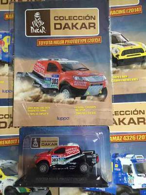 Dakar Toyota Hilux Prototype  Colección
