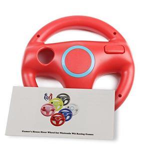 Gh Wii Wheel Para Mario Kart 8, Wii Resort, Y Otros Nintendo