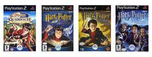 Harry Potter - Crash - Lego - Juegos Ps2