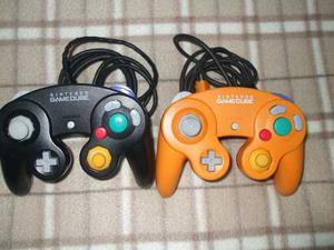 Joystick De Gamecube Original Color Negro - Nintendo