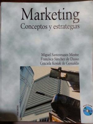 Marketing - conceptos y estrategias