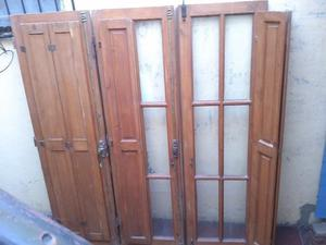 Porton de madera posot class for Porton madera antiguo