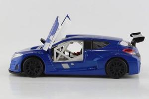 Renault Megane Trophy 1/32 Luz Y Sonido Auto De Coleccion