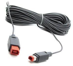 Sensor Bar Cable De Extensión De 50 Pies Para Wii Y Wii U -