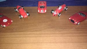 Vendo colección de Ferrari de Shell