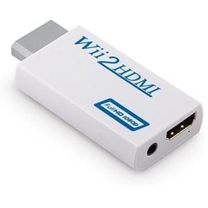 Wii A Hdmi Convertidor, Redhoney Baja Latencia 480p Wii2hdmi