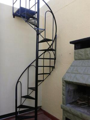 Escaleras caracol o recta posot class - Medidas escalera caracol ...
