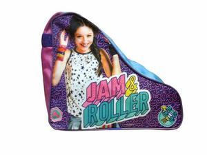 Bolso Patines Soy Luna Funda Porta Patines Rollers Disney