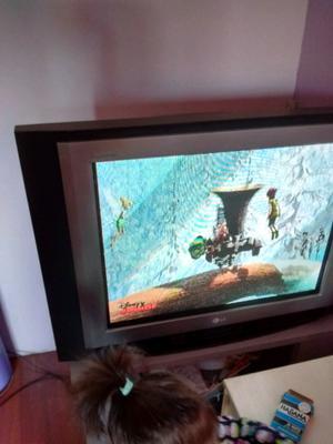 Tv pantalla plana 29 pulgadas LG