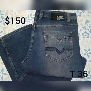 pantalon jean hombre marca rash talle 36
