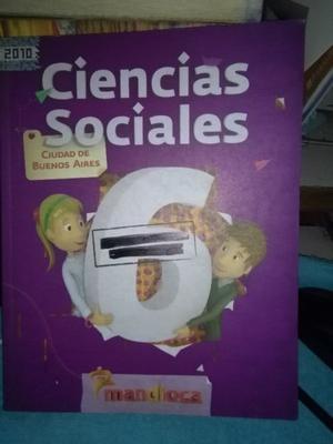 Ciencias Sociales 6 Caba - Mandioca