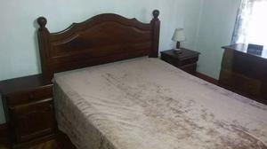 Juego De Dormitorio Completo De Algarrobo Liquido Ya!!!!!!