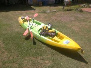 Kayak para 1/2/3 personas Triplo de Atlantikayaks