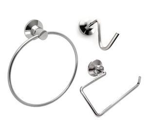 Vendo kit accesorios para ba o recoleta posot class for Set de bano acero inoxidable