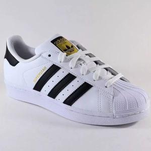 Lote De 3 Pares De Zapatillas Adidas Superstar 100%