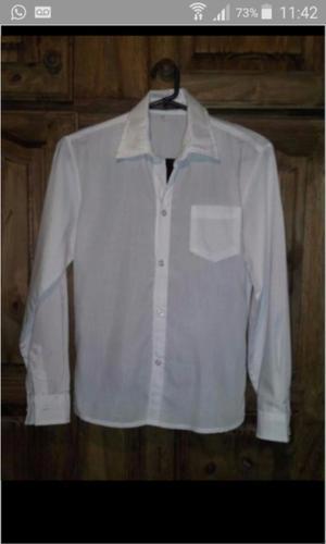 Pantalón de vestir y camisa