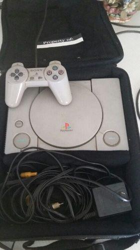 Playstation Todo Original, Estuche Tipo Morral Original