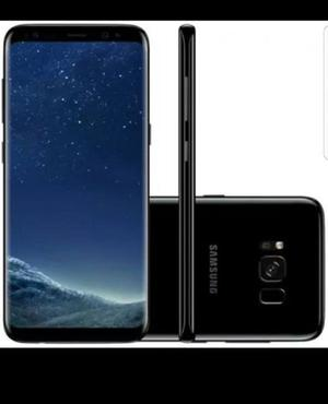 Samsung S8 Black 64GB Liberado