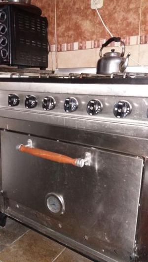 Vendo cocina industrial nueva