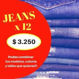 vendo jeans por mayor