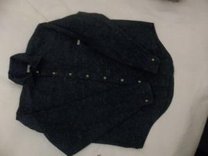 Camisa de Jean - talle M - $280