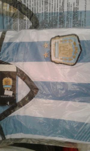 Camisetas de Argentina nueva.