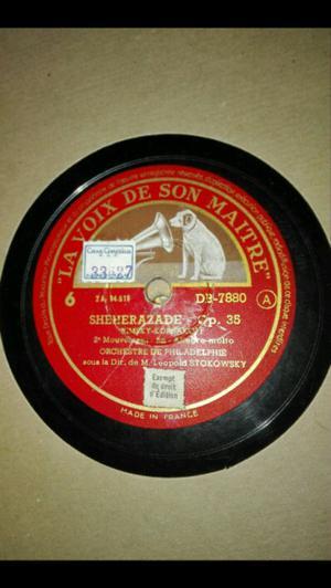Gran lote discos antiguos