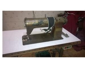 Maquina de coser singer industrial mas overlock 3 hilos