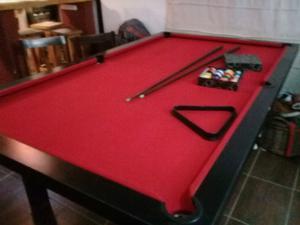 Mesa de pool mdf medidas profesionales