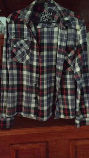 Camisa Rash Jeans manga larga